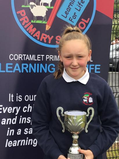 Katie - Award for Kindness and Consideration Cup