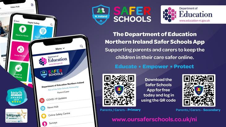 Safer Schools App- Please download