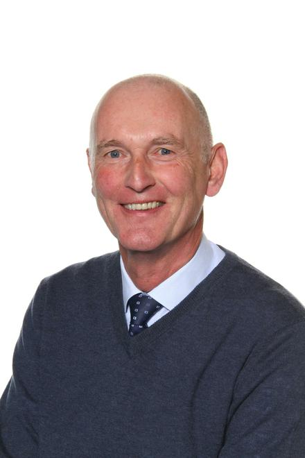Mr K Griffiths, Chair of Governors