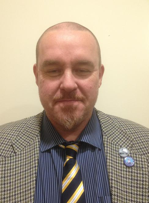 Mr J Wood, Safeguarding Governor