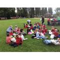 A lovely picnic!