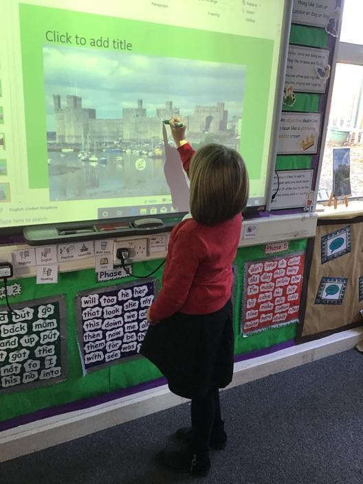 Creating PowerPoints in year 2