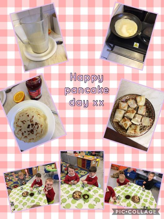 We also enjoyed celebrating Shrove Tuesday