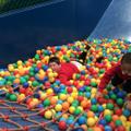 fun on the slide