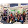 Miss Hewitt & Turtles class