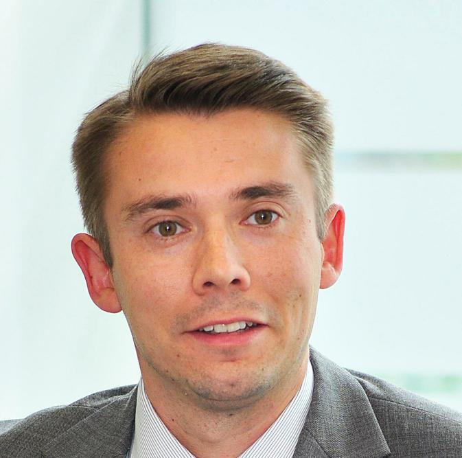 Lee Welham - Chair of Finance