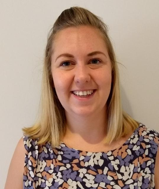 Sarah Robinson- Joint Vice C /Chair of Personnel