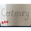 We have focused on key words, such as centenary