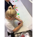 Playdough Poppy creation