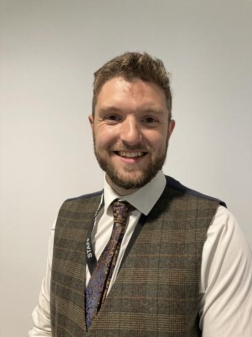 Mr David Gordon Head Teacher