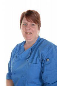 Mrs Karen Lock Catering Assistant