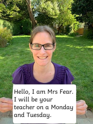 Mrs Fear