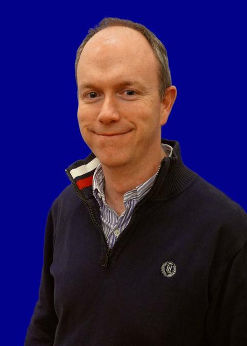 Neil Tape - Chair - Term Expires 25.09.2024