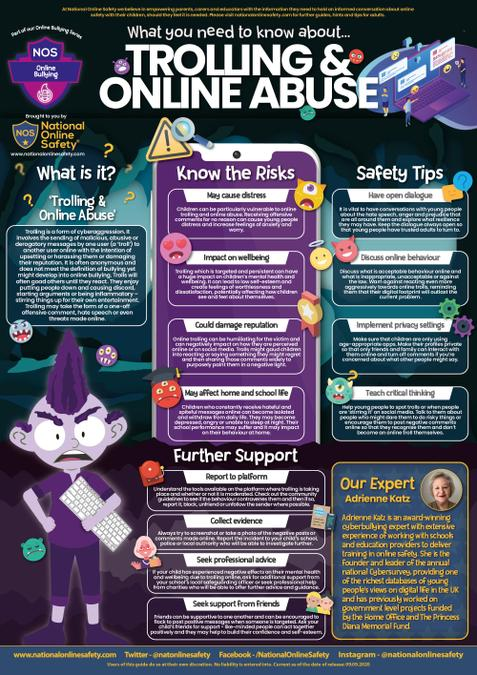 Trolling and online abuse