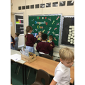 We made videos to explain  why it is great to be a pupil at  Cove Infant School.