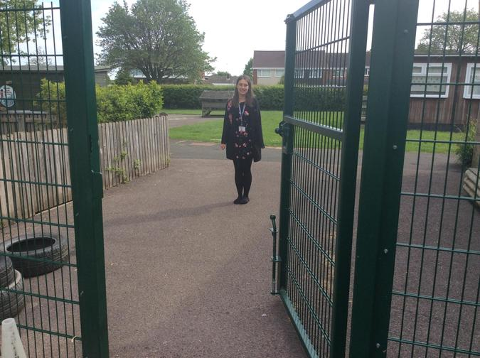 Miss Telling (Assistant Head and EYFS lead)