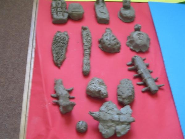 Clay Minibeasts