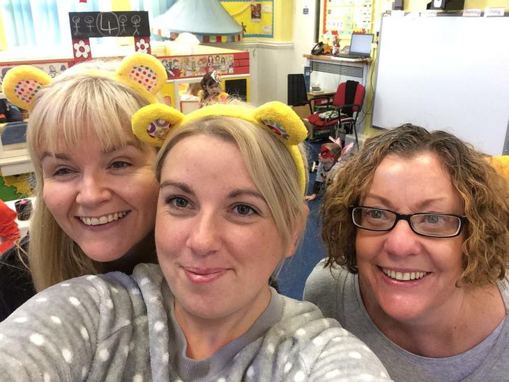 Children in Need Day 2017