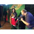 Sound, lighting, scene- changing, acting skills!