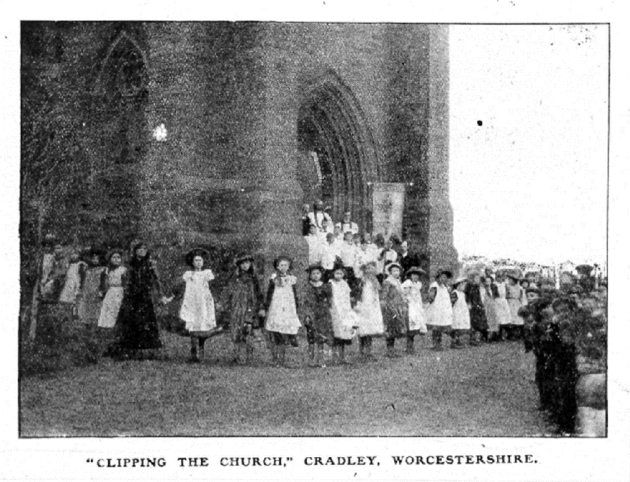 Clipping in 1900s