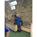 Reception Class 'Construction'