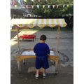 Reception Class 'Water Play'