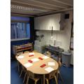 Reception Class 'Art Corner'