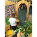 Reception Class 'Home Corner'