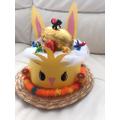 Ahmad's dragon's egg creation