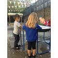 Reception Class Outdoor Space