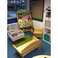 Reception Class 'Reading Corner'