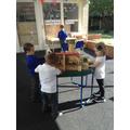 Reception Class 'Investigation Play'