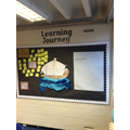 Year 2 Learning Journey 'The Mayflower'