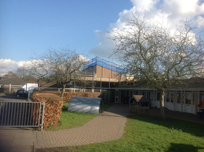 Lots of change as Cranbourne gets a new roof!