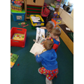 We love reading different Elmer books
