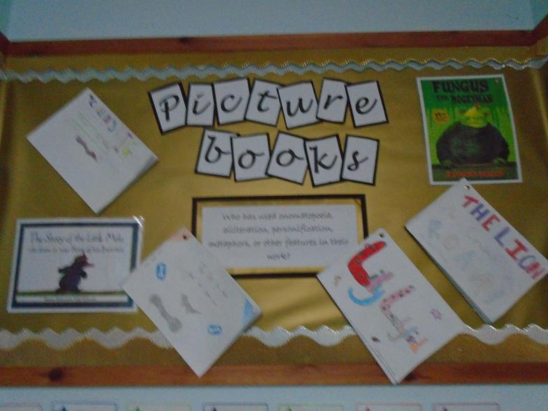 Writing picture books in Year 6
