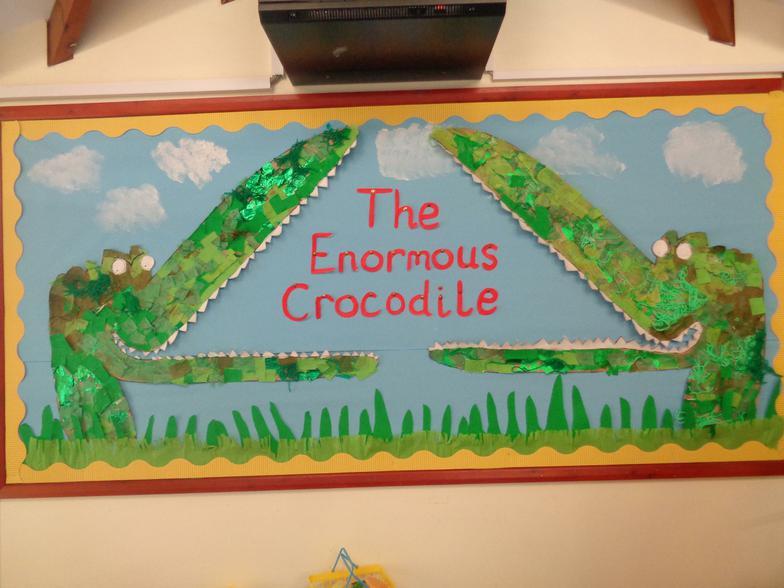 The Nursery display