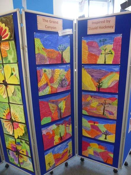 Year 3 Landscapes