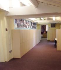 Year 5 & 6 corridor and lockers