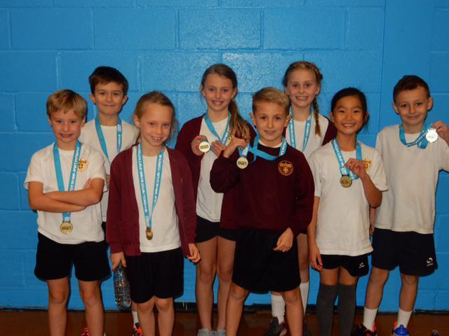 Year 4 Badminton Winners