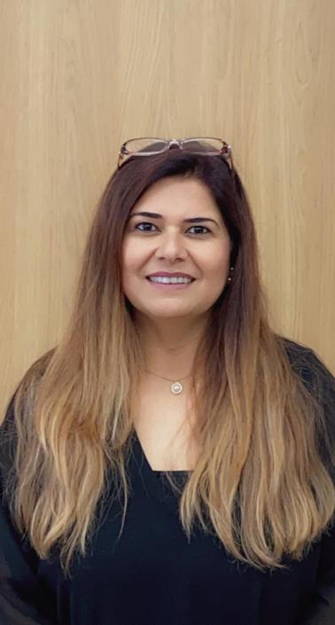 Mrs Sabharwal