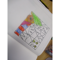 Inspired by Romero Britto!