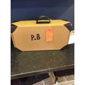 Paddington's suitcase by Jazmin