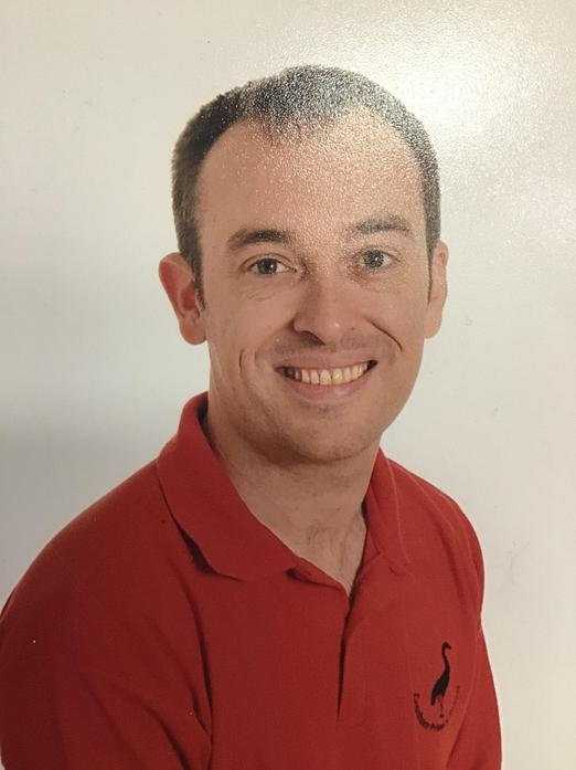 Mr Brett (Catkins 1 Teacher and Early Years Assistant Head)