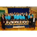 Cranmore IPS school choir