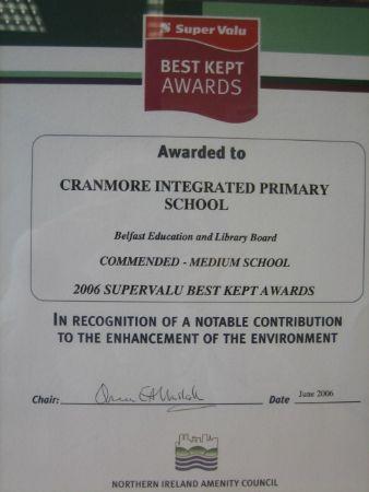 Best Kept Award