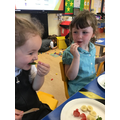 We love spinach in P2!