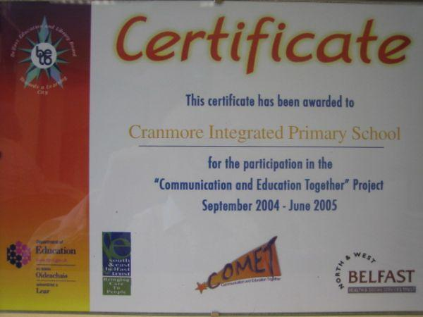 Communication and Education Together Project