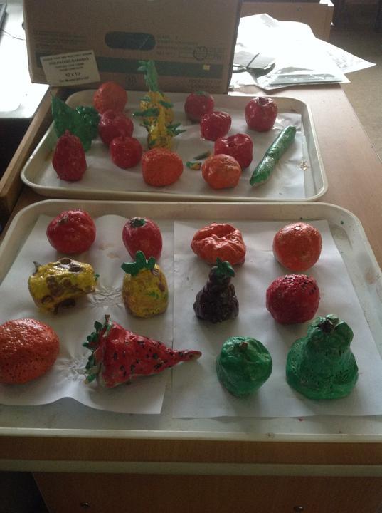 Clay fruit