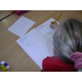 Using Number Blocks our Maths